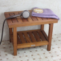 How to Clean and Maintain Teak Shower Furniture