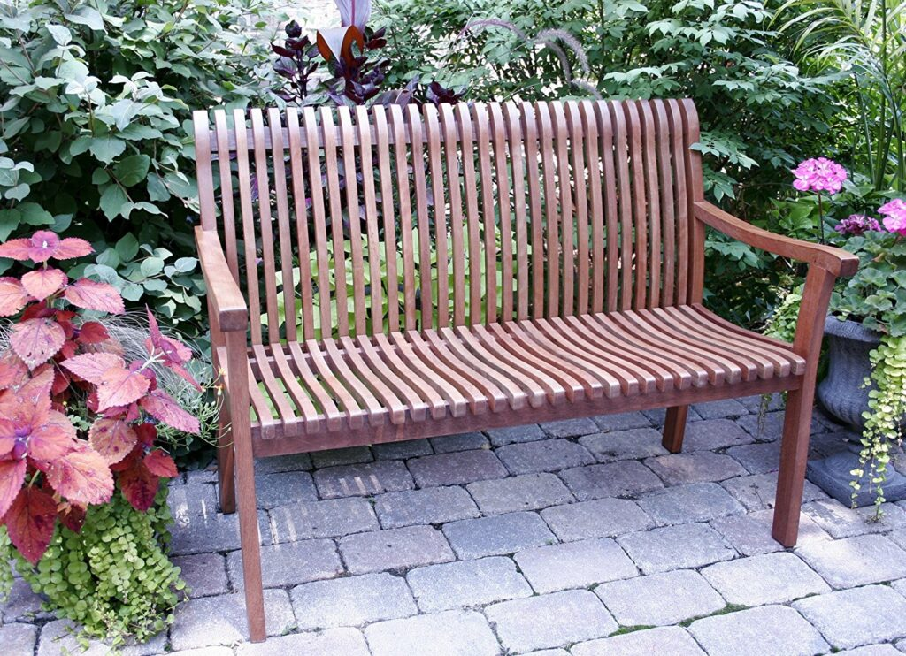 Outdoor Interiors Venetian Deluxe Bench