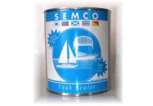 semco teak sealer one gallon